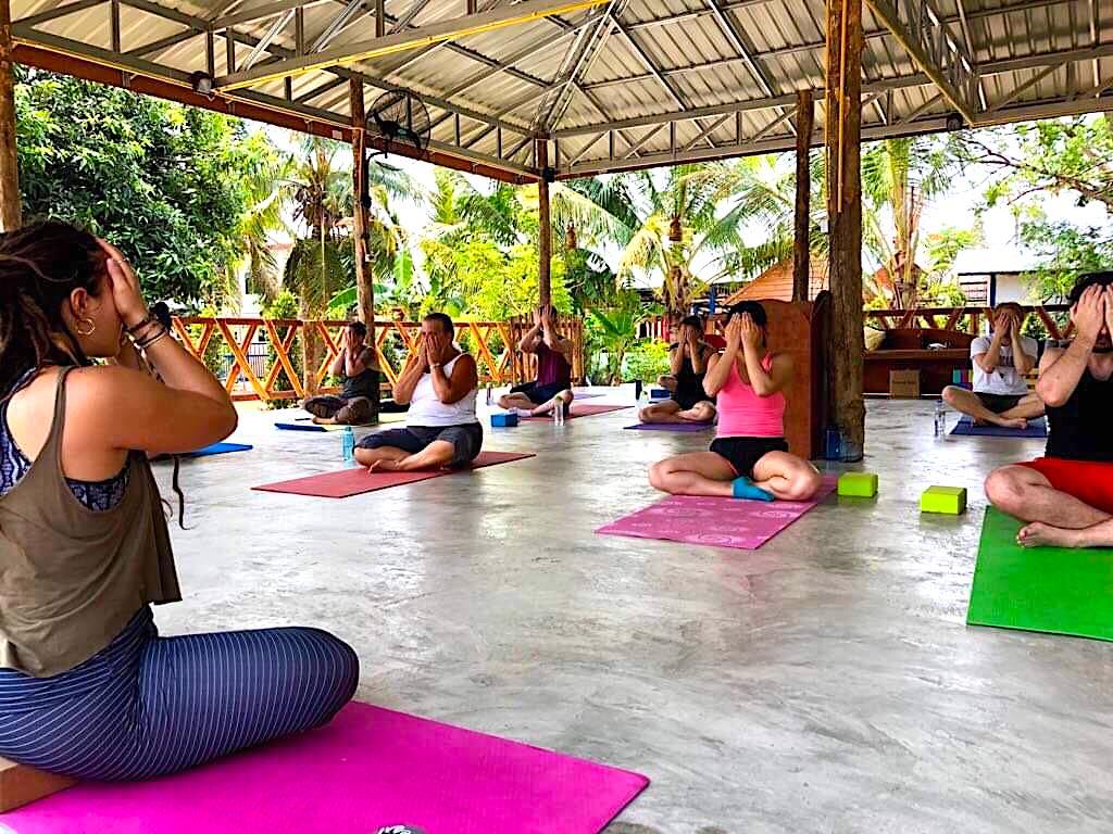 muay thai battle gym