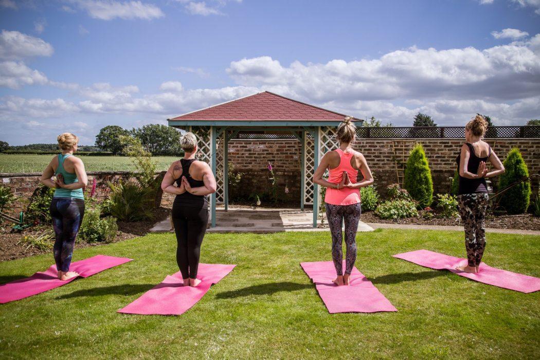 Deighton Hall, Yorkshire, Best UK yoga retreats