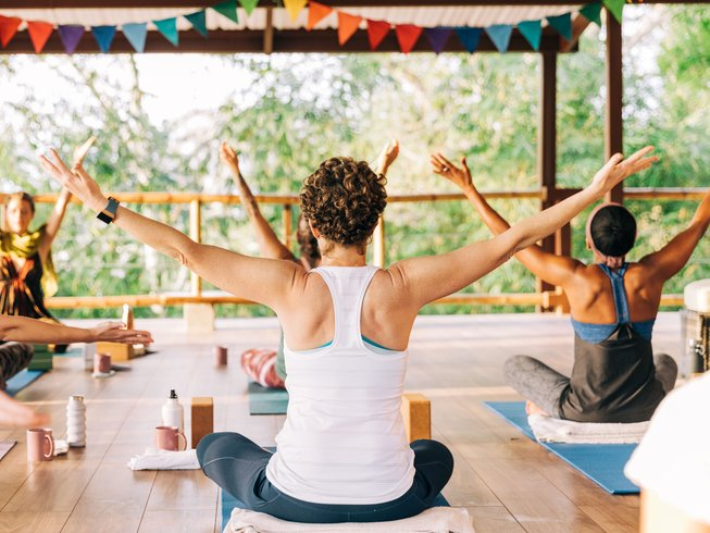 vida asana yoga retreat