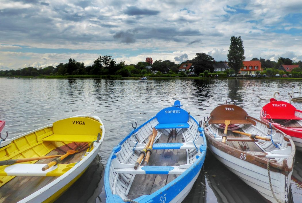 thorpeness boating best places to visit in suffolk