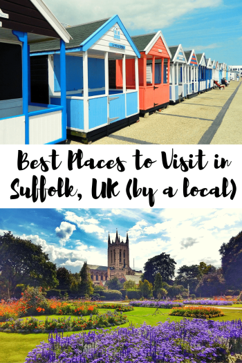 The Best places to visit in Suffolk, England, UK, by a local