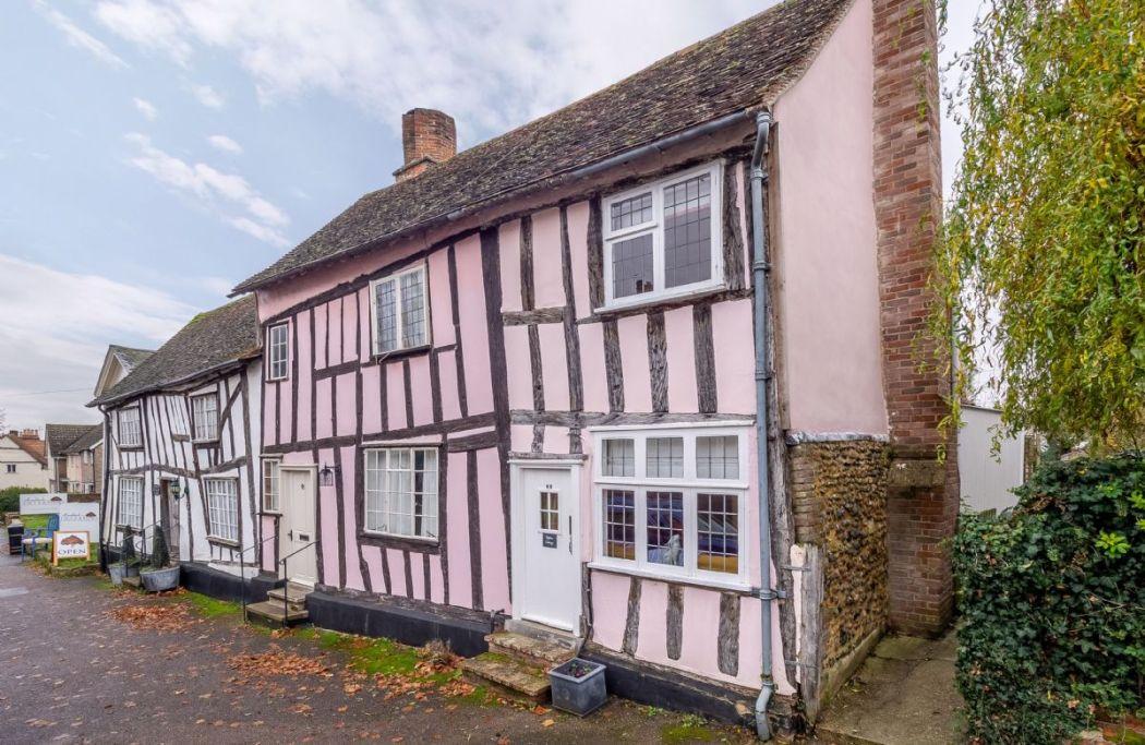 hylton cottage, lavenham, suffolk