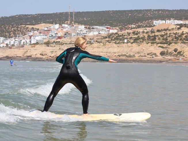 surf coast morocco