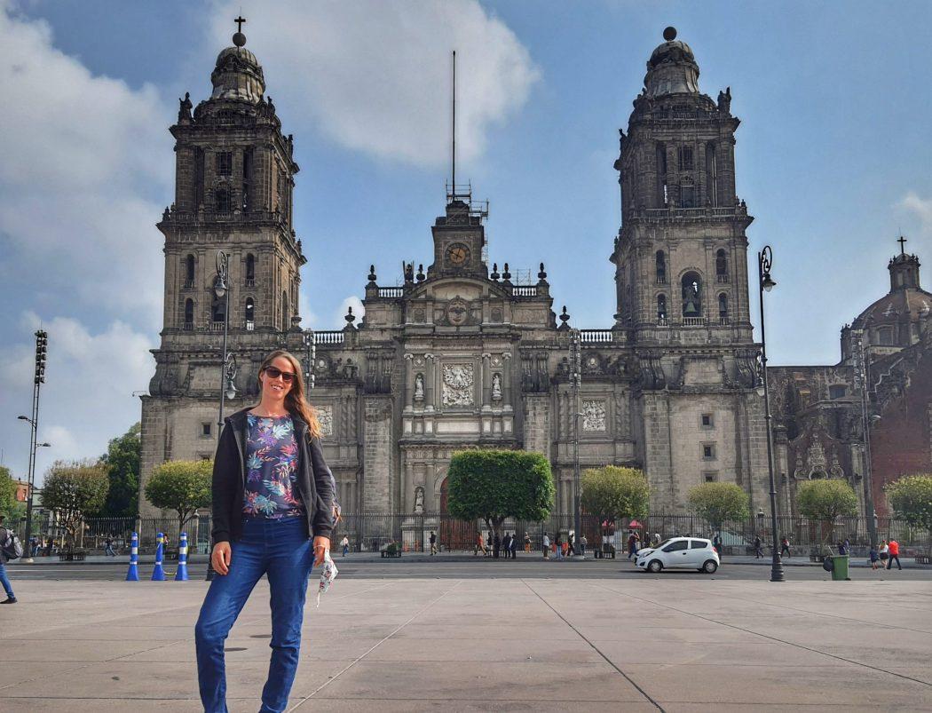zocalo mexico city 2021