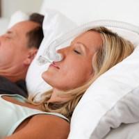Airway Management Tap Pap Nasal Pillow Mask-Single
