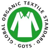 Logo Global organic textile standar