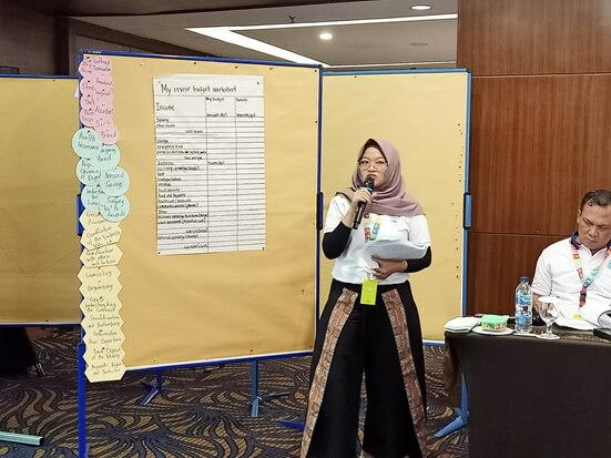 Ms. Lia Dahlia Sari SBMI (Migrant NGO)