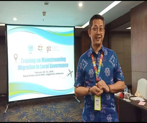 Mr. M Ade Afriandi Head,  West Java Manpower Office