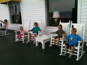 Mackinac Island vacation