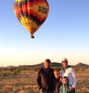 arizona hot air balloon rides