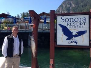 sonora resort canada