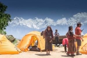 nepal rebuilding trips