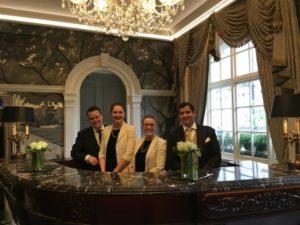 Kensington Palace private tour