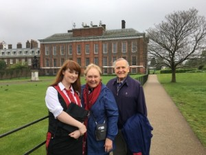 Kensington Palace private tour