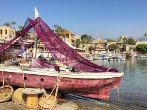 Lebanon itinerary