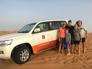 Adventures Abu Dhabi Dubai