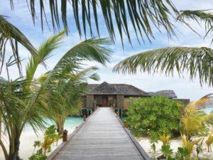 best spas maldives