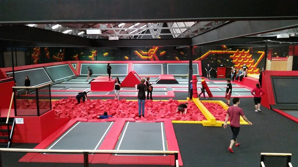 Meaty beaty big and bouncy centre coming to Scotland