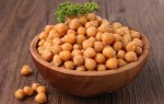 Spicy Roasted Chickpeas with Lime Recipe