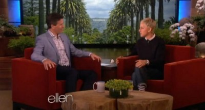 Ellen DeGeneres recently joined forces with the HSUS to fight Ag Gag bills. Photo Credit: Ellen