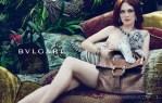 Bulgari Fashion Advertisement Baby Tiger Julianne Moore