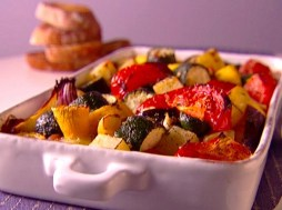 Try this delicious Greek caponata recipe today! Photo Credit: Food Network