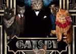 The great gatsby cat spoof