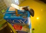 soy dream milk mold contamination