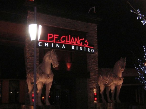 P.F. Chang's China Bistro menu includes an array of tasty vegetarian and vegan dishes./Photo credit: en.wikipedia.org