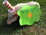 pig in green eggs and ham dr. seuss Halloween Costume