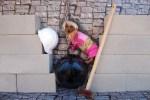 Wrecking Ball Miley Cyrus dog halloween costume