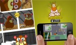 Hamstrong is an iPhone app and cartoon geared for children, that teaches the truth behind lab animals.