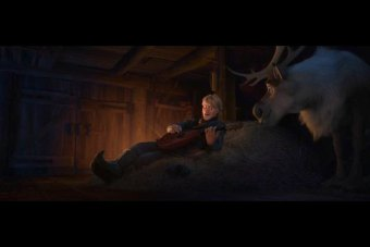 The great animation in Frozen continues to impress and entertain.