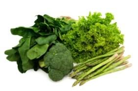 Try some new green veggies. (VEGAN)