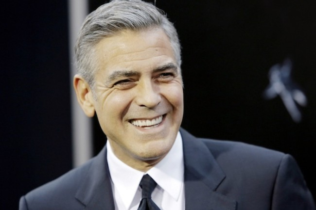 Introducing your new boyfriend, George Clooney. All you have to do is donate $10 to his charity Satellite Sentinel Project and you'll automatically be entered to win a dream date with the Hollywood heartthrob./Photo credit: metro.co.uk