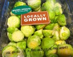 Package of Brussels Sprouts, Green Vegetables