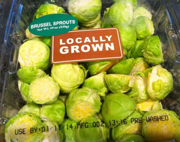 Brussels sprouts are an excellent source of vitamin A, vitamin C, vitamin K, as well as beta carotene, folic acid, iron, magnesium and fiber. They're also high in selenium, which is associated with reduced risks of certain cancers, as well as increased male virility./Photo credit: Lisa Singer