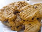 vegan peanut butter chocolate chip cookies recipe