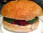 Veggie Burger in Bun