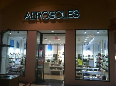 For the animal-friendly shopper, Aerosoles offers a wide variety of boots made from vegan leather./Photo credit: Lisa Singer