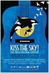 Kiss the Sky orca freedom concert flyer