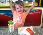 Jane at McDonalds
