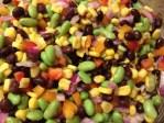 cold succotash, vegetables recipe