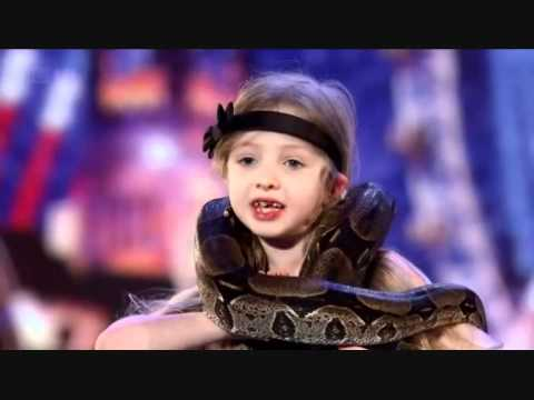 Britain's Got Talent, Boa Constrictor, Animal conservationist