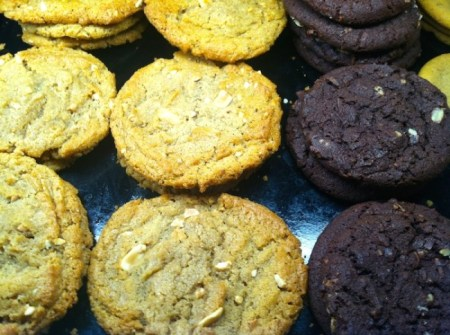 Going vegan isn't just about breakfast, lunch and dinner. Your desserts also need a makeover. Vegan cookie and pastry recipes swap out eggs for replacement eggs and use fats like coconut. palm and safflower oil, instead of butter./Photo credit: Lisa Singer