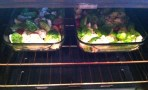Vegetables Roasting