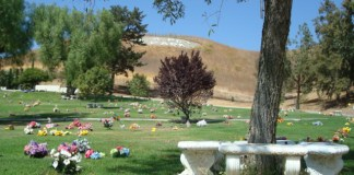 The Los Angeles Pet Memorial Park has been operating for over 85 years. Photo credit: Buddha Dog