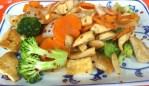 Tofu & Vegetables
