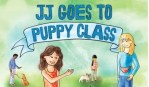 JJ Goes to Puppy Class book cover