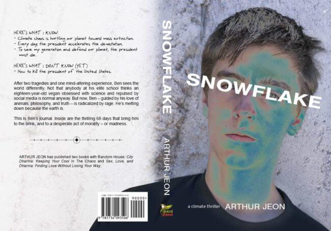 """Snowflake"" by Arthur Jeon"